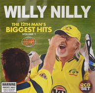 THE 12TH MAN - WILLY NILLY - THE 12TH MAN'S BIGGEST HITS (VOLUME ONE) CD