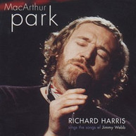 RICHARD HARRIS - MACARTHUR PARK SINGS THE SONGS OF JIMMY WEBB CD