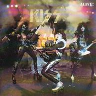 KISS - ALIVE CD