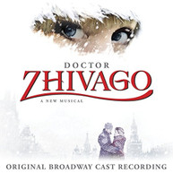 DOCTOR ZHIVAGO O.B.C.R. CD