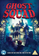 GHOST SQUAD (UK) DVD