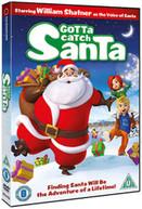 GOTTA CATCH SANTA (UK) DVD