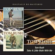 TOM RUSH - TOM RUSH TAKE A LITTLE WALK WITH ME (UK) CD