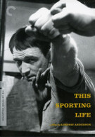 CRITERION COLLECTION: THIS SPORTING LIFE (1963) DVD