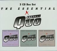 STATUS QUO - ESSENTIAL STATUS QUO (UK) CD