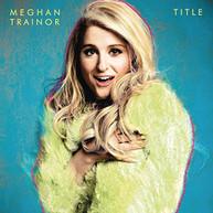 MEGHAN TRAINOR - TITLE CD