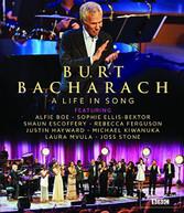 BURT BACHARACH - LIFE IN SONG DVD
