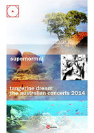 TANGERINE DREAM - SUPERNORMAL-THE AUSTRALIAN CONCERTS 2014 (IMPORT) CD