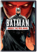 BATMAN: UNDER THE RED HOOD DVD