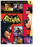 BATMAN: THE COMPLETE THIRD SEASON (5PC) / DVD