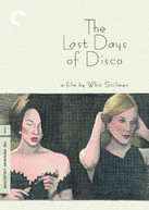 CRITERION COLLECTION: LAST DAYS OF DISCO (WS) DVD