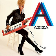AZIZA - WHAT'S ON YOUR MIND CD