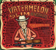 WATERMELON SLIM - WHEEL MAN (DIGIPAK) CD