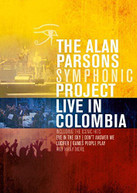 ALAN PARSONS SYMPHONIC PROJECT - LIVE IN COLOMBIA DVD