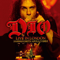 DIO - LIVE IN LONDON HAMMERSMITH APOLLO 1993 CD
