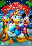 DONALD DUCKS CHRISTMAS FAVOURITES (UK) DVD