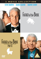 FATHER OF THE BRIDE / FATHER OF THE BRIDE 2 (UK) DVD