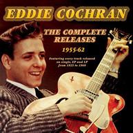 EDDIE COCHRAN - COMPLETE RELEASES 1955-62 CD