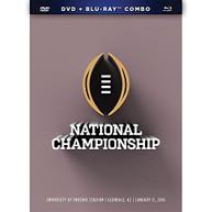 2016 CFP NATIONAL CHAMPIONSHIP (2PC) (2 PACK) DVD