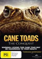 CANE TOADS: THE CONQUEST (2010) DVD