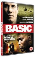BASIC (UK) DVD