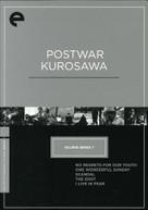 CRITERION COLLECTION: POSTWAR KUROSAWA BOX (5PC) DVD