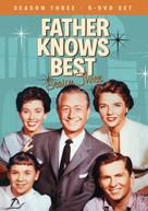 FATHER KNOWS BEST: SEASON THREE (5PC) DVD