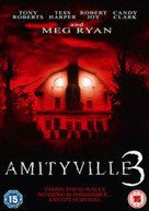 AMITYVILLE 3D (UK) DVD