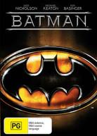BATMAN (1989) (1989) DVD