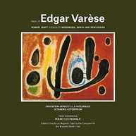 EDGAR VARESE - MUSIC OF EDGAR VARESE 1 VINYL
