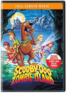 SCOOBY -DOO ON ZOMBIE ISLAND (2PC) (BONUS DISC) (2 PACK) DVD