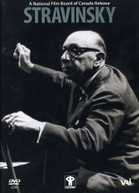 STRAVINSKY - DOCUMENTARY DVD