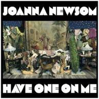 JOANNA NEWSOM - HAVE ONE ON ME VINYL