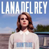 LANA DEL REY - BORN TO DIE VINYL