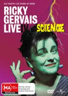 RICKY GERVAIS: LIVE 4 SCIENCE (2010) DVD
