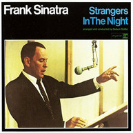 FRANK SINATRA - STRANGERS IN THE NIGHT VINYL