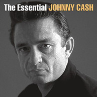 JOHNNY CASH - ESSENTIAL JOHNNY CASH VINYL