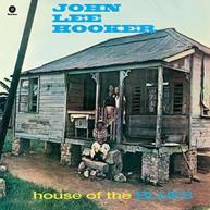 JOHN LEE HOOKER - HOUSE OF THE BLUES (180GM) VINYL