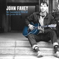 JOHN FAHEY - TRANSCENDENTAL WATERFALL (LTD) (180GM) VINYL