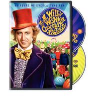 WILLY WONKA & CHOCOLATE FACTORY DVD