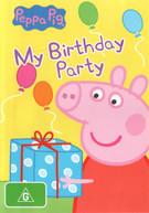 PEPPA PIG: MY BIRTHDAY PARTY (2006) DVD