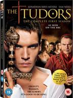 THE TUDORS - SEASON 1 (UK) DVD