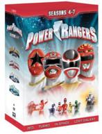 POWER RANGERS: SEASON 4 -7 (21PC) DVD