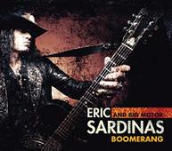 ERIC SARDINAS & BIG MOTOR - BOOMERANG (GATE) VINYL