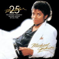 MICHAEL JACKSON - THRILLER: 25TH ANNIVERSARY EDITION VINYL