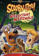 SCOOBY DOO & RELUCTANT WEREWOLF DVD