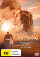 THE LAST SONG (2010) DVD