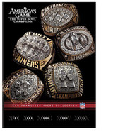 SAN FRANCISCO 49ERS: NFL AMERICA'S GAME (5PC) DVD
