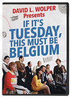 IF IT'S TUESDAY MUST BE BELGIUM - IF IT'S TUESDAY THIS MUST BE DVD