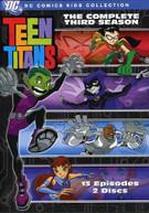 TEEN TITANS: COMPLETE THIRD SEASON (2PC) DVD
